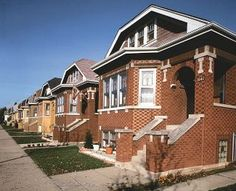 Chicago Bungalow's