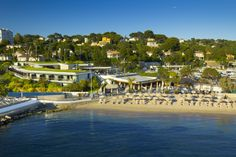 Outdoor - Cap d'Antibes Beach Hotel ***** Relais  Châteaux, French Riviera - France