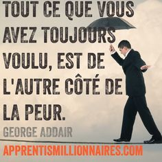 Citation George Addair - http://apprentismillionnaires.com/citations-fond-ecran/citation-george-addair/