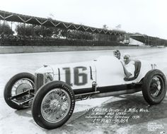 Shorty Cantlon Miller Schofield Spl Stevens/Miller (finished 2nd) - 1930 Indianapolis 500
