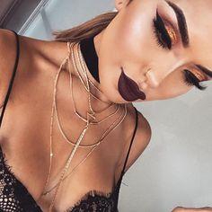 the make up 😮😰😍 shared by Ma Ya on We Heart It Perfect Makeup, Love Makeup, Makeup Inspo, Makeup Inspiration, Makeup Style, Mac Makeup, Skin Makeup, Makeup Art, Beauty Makeup