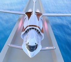 Tecnoneo: Los vuelos comerciales supersonicos a Mach 10 podrían ser una realidad con el nuevo proyecto 'Skreemr'