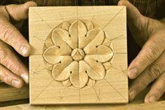 Chris Pye Wood Carving