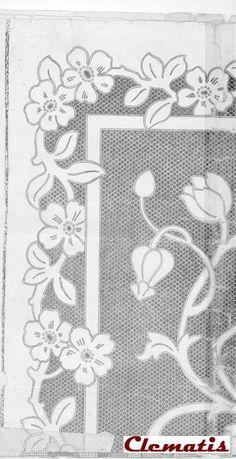 (1) Gallery.ru / Foto # 45 - Le mie scansioni di vecchie riviste - Clematis