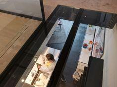 Industrial Apartment in Zurich Gets a Fresh, Contemporary Update - http://freshome.com/industrial-apartment-Zurich/