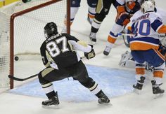 Sidney Crosby, a Canadian Hockey Player for the Pittsburgh Penguins as Centre, in 2007 became the youngest Captain of a National Hockey League Team & in 2009 lead them to win the Stanley Cup.