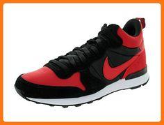 buy popular 3c94f 3a4f3 Nike Men s Internationalist Mid Varsity Red Vrsty Red Black Wht (Varsity  Red Vrsty Red Black White) Running Shoe 9 Men US · Jordan Shoes ...