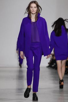 Costume National #RTW #Fall #Winter #2014 #MFW