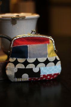 Tutorial monedero boquilla patchwork