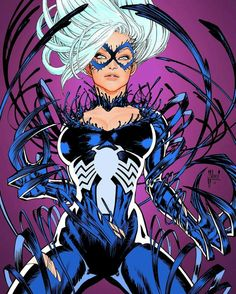 Black Cat Venom - Guillem March