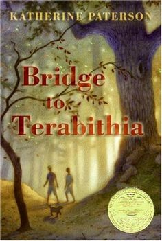Bridge to Terabithia. I loved this book as a kid and I want my kids in the future to read it, too.
