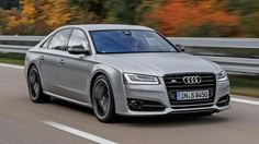 Review Audi S8 Plus 597bhp