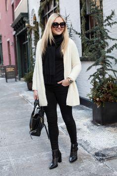 Winter White | @bowsandsequins