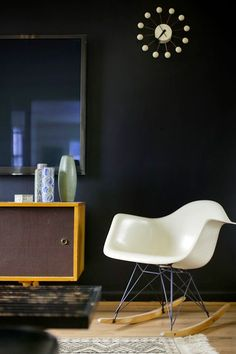 Sillon Eames Plastic Armchair, Charles y Ray Eames
