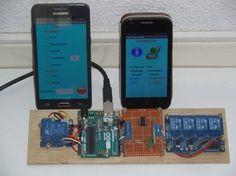 DIY tuto Thermostat connecté avec un smartphone recyclé
