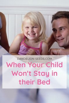 A peaceful parenting approach for the child who won't stay in bed, from a certified positive parenting instructor. Mini-course: FREE if it's your first one. Just log in to get it. . #dandelionseedspositiveparenting #positiveparenting #peacefulparenting #childwontstayinbed #transitiontobigkidbed #bigkidbed #toddlers #toddlertips #toddlerparentingtips #parentingcourses #parentingcourse #parentingclass #classesformoms #gentleparenting #gentlesleep #gentlesleepideas What Is Parenting, Peaceful Parenting, Gentle Parenting, Kids And Parenting, Parenting Hacks, Toddler Sleep, Toddler Girls, Chronic Sleep Deprivation, Parenting Courses