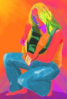 For Diane Print By Deborah Lee