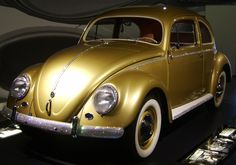 1,000,000th Beetle, bejeweled.