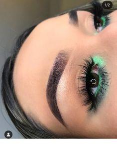 Eye Makeup Tips – How To Apply Eyeliner – Makeup Design Ideas Cute Makeup, Glam Makeup, Makeup Inspo, Makeup Inspiration, Hair Makeup, Dramatic Makeup, Makeup Box, Beauty Make-up, Beauty Hacks