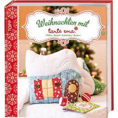 Weihnachten mit Tante Ema: IDEA! the cutest house pillow!