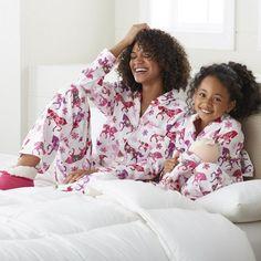 Mother-Daughter Pajamas – Carousel