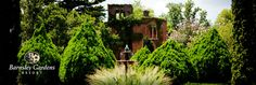 The courtyard at the ruins at the Barnsley Gardens Resort. My all-time favorite romantic getaway!