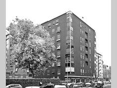 Edificio per abitazioni e negozi - Luigi Caccia Dominioni - itineraries - Ordine degli architetti, P.P.C della provincia di Milano