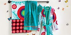 Spring is coming cheer up your morning routine. #desigual #fashion #spring2015
