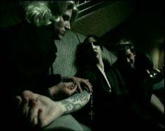 Behind The Cross  –  Marilyn Manson,  (s)AINT