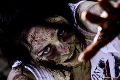BIAŁY GARNITUR: Zombie