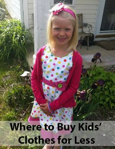 where to buy kids clothes for less bookmark