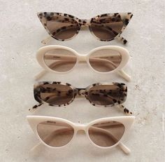 Cream Aesthetic, Classy Aesthetic, Brown Aesthetic, Aesthetic Vintage, Cute Sunglasses, Trending Sunglasses, Sunnies, Vintage Sunglasses, Girls Sunglasses