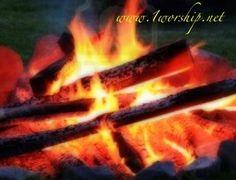 Fan into Flames @ www.1worship.net  Burn it up!