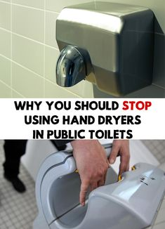 Most people use these dryers because they think will be safe from bacteria. Find out Why You Should STOP Using Hand Dryers In Public Toilets!