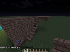 Student created #redstone tutorial: How to Create a Secret Staircase in #Minecraft