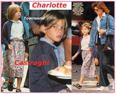 Charlotte+Casiraghi++:+Princess+Caroline+of+Monaco