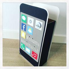 iPhone sangskjuler