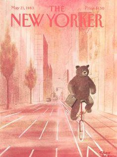 May 23, 1983, by Charles Addams