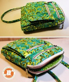 Tallulah Mini Hipster Small Crossbody Bag — RLR Creations Source by and purses crossbody My Bags, Purses And Bags, Bag Pattern Free, Bag Patterns To Sew, Purse Patterns Free, Hipster Bag, Fabric Markers, Small Crossbody Bag, Party Bags