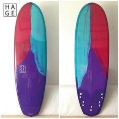 Frisbee by Hage Surfboards & Designs