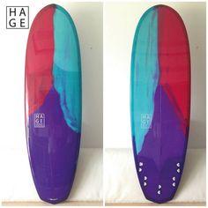 Frisbee by Hage Surfboards & Designs