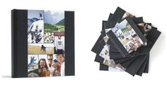 Montage custom photo books from Mixbook | Cool Mom Picks