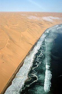 Namib Desert - Wikipedia, the free encyclopedia