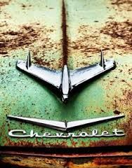 Image result for rusty hood ornament