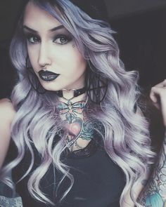 Witch Hairstyles Pinlarissa Geyer On Beauty  Pinterest  Unique Hair Girl Face