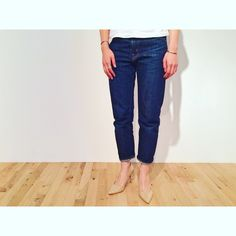 2016 S/S CROPPED JEANS