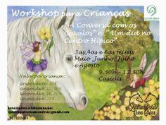Abertas as vagas para os próximos ciclos de workshops!