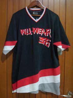 WU WEAR WU TANG CLAN 36 Chambers East Coast New York HIP HOP jersey shirt #WuWear #Jerseys