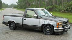 GMT400 Lowered Trucks, Gm Trucks, Cool Trucks, Pickup Trucks, Cool Cars, Chevy Pickups, Chevy Silverado, Silverado 1500, Custom Chevy Trucks