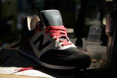 f0733f5d308d New Balance Custom US574 Love Run